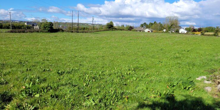 9 Acres of  PRIME LANDS FOR SALE Drumiskabole , Carraroe, Co. Sligo